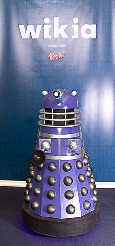 File:Barbara Adams - Nigel the Purple Dalek.JPG