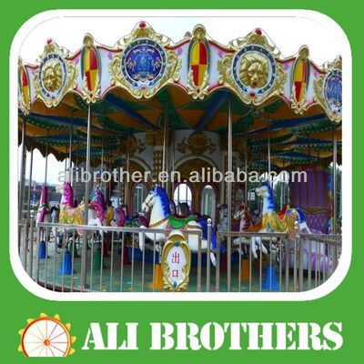 Hottest and most popular Outdoor Playground carnival
