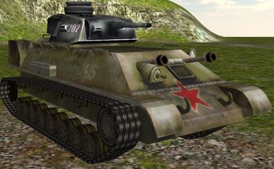 Bao tank