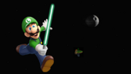 Jedi luigi wallpaper by machriderz-d5469av