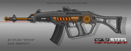 Fictional firearm hc st48e psyco shotgun by czechbiohazard-d6dz5zx