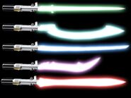 Lightsabers by monarch09