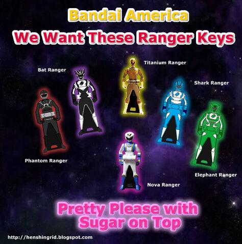 File:We want titanium ranger and other keys by lavenderranger-d6eyvvq.jpg