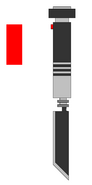 Sith blade saber by jedimsieer