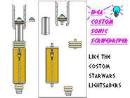 Costom sonic screwdriver by elkaddalek-d38mv8u