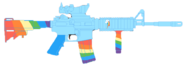 Rainbow s m4 carbine assault rifle by stu artmcmoy17-d6u2nm2