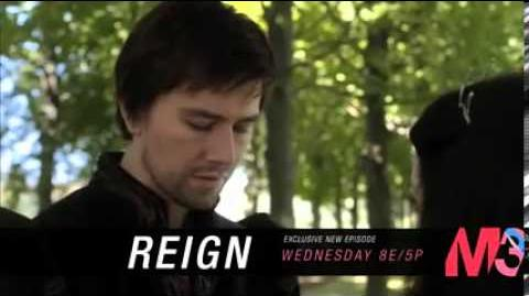 "Reign 1x06 ""Chosen"" Canadian Promo"
