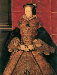 History's Queen Mary Tudor