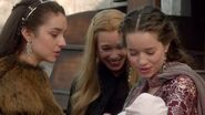 Drawn and Quartered - 2 Mary Stuart n Lola n Greer
