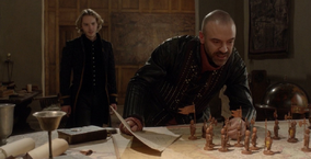 Toy Soldiers 23 - King Henry n Francis