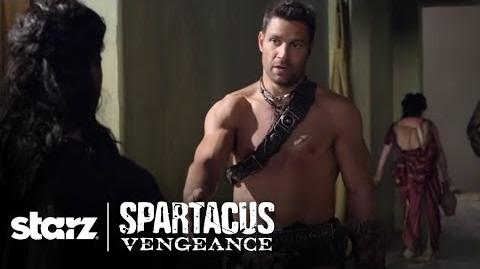 Spartacus Character Profile Crixus STARZ-1