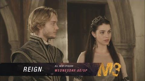 "M3 Reign - ""The Lamb And The Slaughter"" Sneak Peek - Ep 2x04"