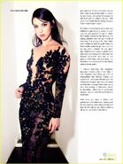 Adelaide Kane - Bello Magazine II