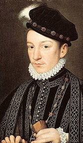 History's Charles IX of France