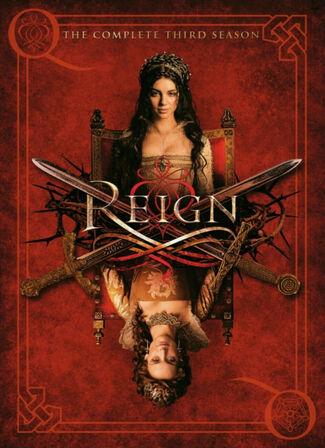 DVD Release Season Three