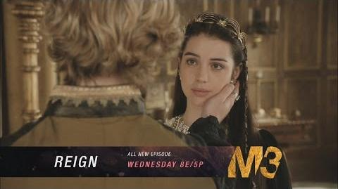 "M3 Reign - ""Blood For Blood"" Sneak Peek - Ep 2x05"