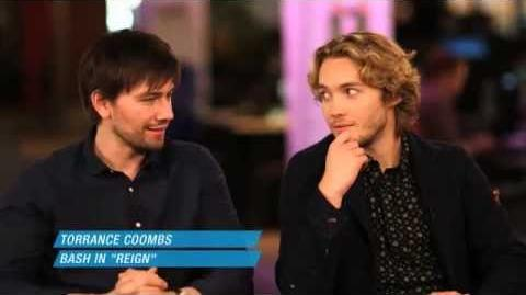 M3 Reign Stars Toby Regbo & Torrance Coombs Discuss Season 2