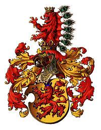 200px-Familienwappen Habsburg-Stroehl