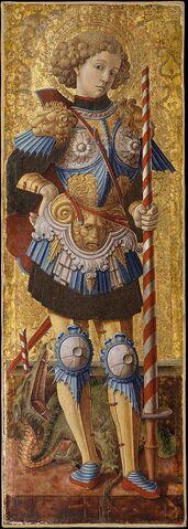 File:Saint George - Carlo Crivelli.jpg