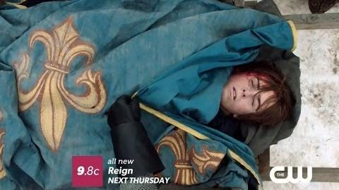 "Reign 1x19 Season 1 Episode 19 Promo Preview ""Toy Soldiers"""