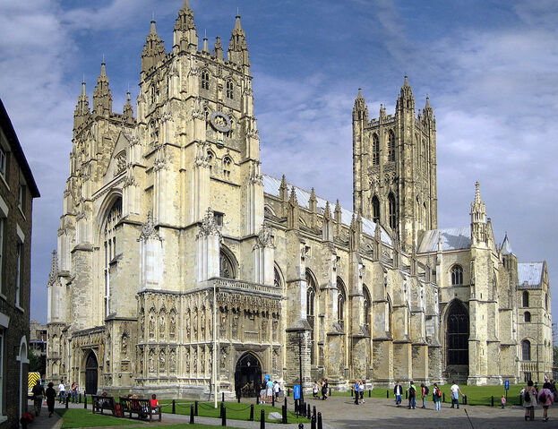 File:1024px-Canterbury Cathedral - Portal Nave Cross-spire.jpg