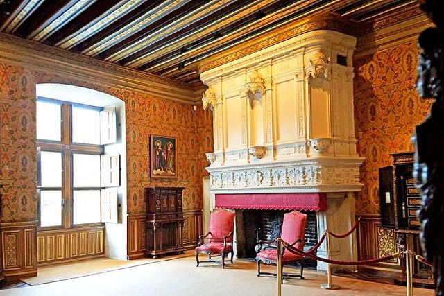 File:France-001549 - Francois I's Drawing Room (15290747089).jpg