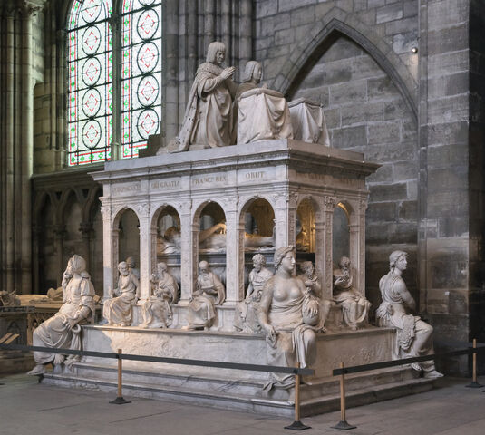 File:Tomb of Louis xii anne de bretagne tombeau.jpg