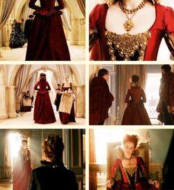 Reign Catherine meets Elizabeth I