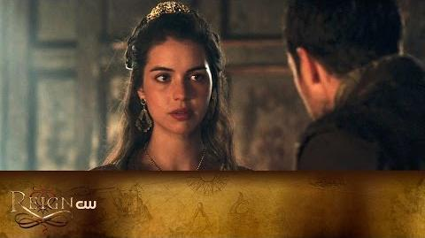 Reign Love & Death Trailer The CW