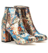 Carven-multicolor-paisley-patterned-sequined-ankle-boots-product-1-5013079-177914215 large flex