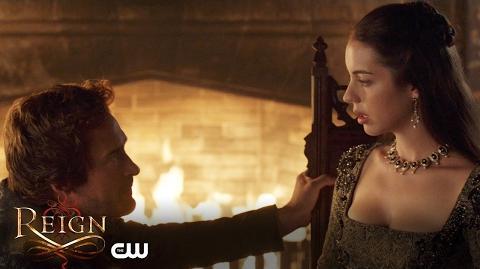 Reign Dead of Night Scene The CW