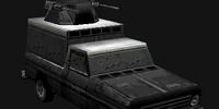 Mule 50. Cal Machine Gun