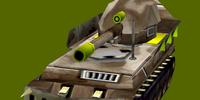Panther Artillery
