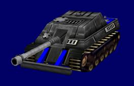 German Jagdpanther Tank