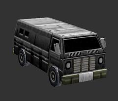 Civilian Van 01