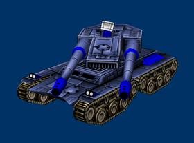 Boss Overlord Tank