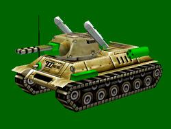 GLRF T-34 Tank Salvaged