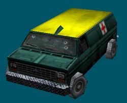 Andes Dawn Paramedic