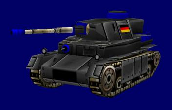 German Ocelot Tank