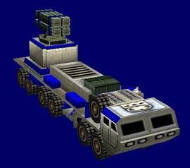 America Patriot Missile HEMTT
