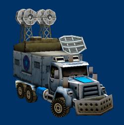 Militia Command Truck