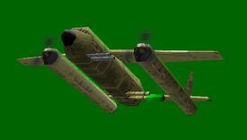 GLRF Shadow Gunship