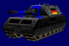 German Maus Tank