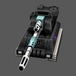 Company Ruckus Artillery Render