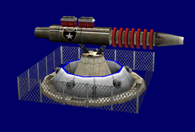 American Laser Cannon