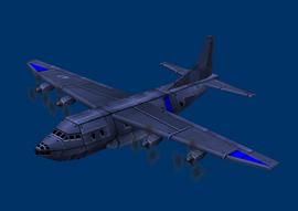 Boss Cargo Plane Variant 2