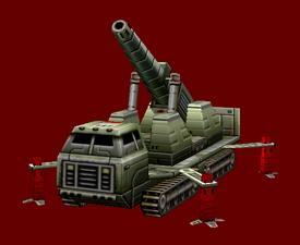 Chinese Nuke Cannon Deployed 2