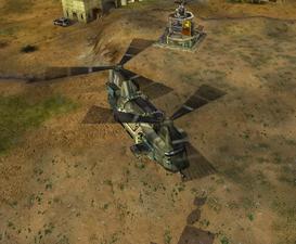 Combat Chinook