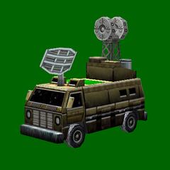 GLRF Radar Van