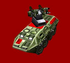China BTR-80 Crawler